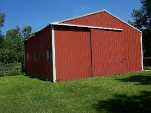 pole barn oakland county lapeer michigan