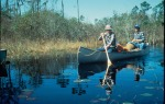 2 men in canoe Joe Doherty, U.S. Fish and Wildlife Service